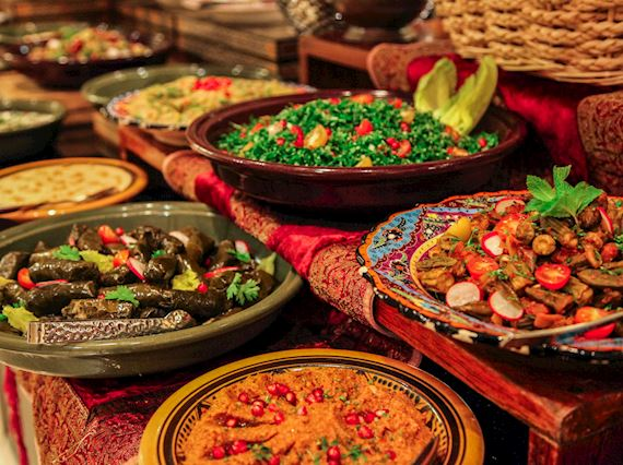 private iftar event ramadan 2019